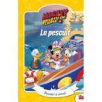 Mickey si pilotii de curse. La pescuit. Povesti si jocuri