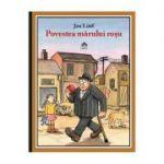 Povestea marului rosu - Jan Loof