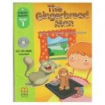 Primary Readers - The Gingerbread Man - level 1 with CD - H. Q. Mitchell, Marileni Malkogianni