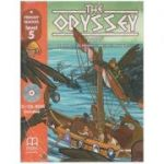 Primary Readers - The Odyssey - level 5 with CD - H. Q. Mitchell, Marileni Malkogianni