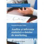 Analiza si interferenta statistica a datelor de marketing - Manuela Rozalia Gabor