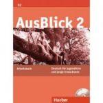 AusBlick 2, Arbeitsbuch mit CD - Anni Fischer-Mitziviris