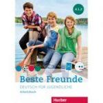 Beste Freunde A1-2, Arbeitsbuch + CD - Christiane Seuthe, Manuela Georgiakaki, Anja Schümann