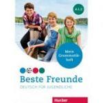 Beste Freunde A1-2 Deutsch fur Jugendliche. Mein Grammatikheft - Anja Schumann