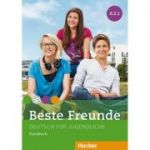 Beste Freunde A2 Deutsch fur Jugendliche. Paket Kursbuch A2-1 und A2-2 - Manuela Georgiakaki, Christiane Seuthe, Elisabeth Graf-Riemann, Anja Schumann