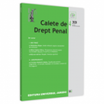 Caiete de drept penal nr. 4/2020