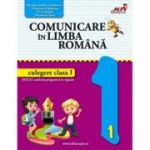 Comunicare in limba romana - culegere clasa I (codma) - Elena Apopei, Florentina Duta, Florentina Hahaianu, Valentina Stefan-Caradeanu