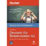 Deutsch fur Besserwisser A2 Buch mit mp3-CD - Anneli Billina