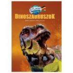 Dinozauri. Atlas maghiar-german Dinoszauruszok. Nemet-Magyar Kepes Atlasz