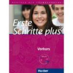 Erste Schritte plus Vorkurs Kursbuch mit Audio-CD - Daniela Niebisch, Jutta Orth-Chambah, Dorte Weers, Renate Zschärlich