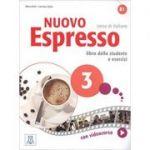 Nuovo Espresso 3 (libro)/Expres nou 3 (carte). Curs de italiana B1. Carte si exercitii pentru elevi - Maria Balì, Luciana Ziglio