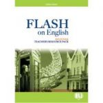 Flash on English. Beginner level. Teacher's Pack + class audio CDs + DVD-ROM - Luke Prodromou