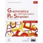 Grammatica della lingua italiana per stranieri B1/B2 (libro)/Gramatica limbii italiene pentru straini B1/B2 (carte) - Angelica Benincasa, Roberto Tartaglione
