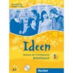 Ideen 1, Arbeitsbuch mit Audio-CD - Wilfried Krenn, Herbert Puchta