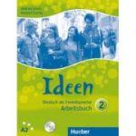 Ideen 2 Arbeitsbuch mit 2 Audio-CDs - Wilfried Krenn, Herbert Puchta