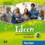 Ideen 2. 3 Audio-CDs zum Kursbuch - Wilfried Krenn, Herbert Puchta