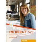 Im Beruf NEU B2+-C1 Arbeitsbuch - Sabine Schluter