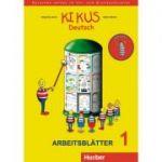 KIKUS Arbeitsblatter 1 (3 bis 5 Jahre) Sprachen lernen im Vor- und Grundschulalter - Edgardis Garlin, Stefan Merkle
