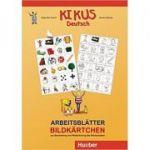 KIKUS Arbeitsblatter Bildkartchen - Edgardis Garlin, Stefan Merkle