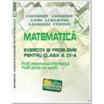 Matematica Exercitii si probleme pentru clasa a IX-a. Profil matematica-informatica, Stiintele naturii - Virgiliu Schneider