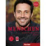 Menschen A2. 1 Kursbuch mit DVD-ROM - Franz Specht, Charlotte Habersack, Angela Pude
