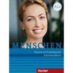Menschen A2. 2 Lehrerhandbuch - Susanne Kalender, Angela Pude