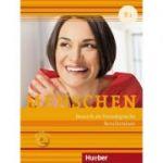 Menschen B1 Berufstrainer mit Audio-CD - Isabel Buchwald-Wargenau