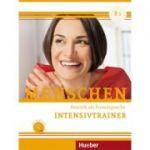 Menschen B1 Intensivtrainer mit Audio-CD - Dorothee Kersting