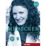 Menschen B1. 2 Arbeitsbuch mit Audio-CD - Anna Breitsameter, Sabine Glas-Peters, Angela Pude