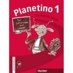 Planetino 1 Lehrerhandbuch Deutsch fur Kinder - Siegfried Buttner