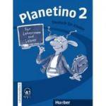 Planetino 2 Lehrerhandbuch Deutsch fur Kinder - Siegfried Buttner