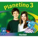 Planetino 3 3 Audio-CDs zum Kursbuch Deutsch fur Kinder - Gabriele Kopp