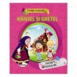 Povesti cu puzzle Hansel si Gretel