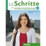 Schritte international Neu 1+2 Arbeitsbuch + 2 CDs zum Arbeitsbuch - Monika Bovermann