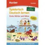 Spielerisch Deutsch lernen neue Geschichten Erste Worter und Satze Vorschule Buch - Kerstin Zulsdorf