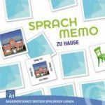 Sprachmemo Deutsch Zu Hause Sprachspiel A1