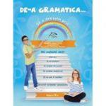 De-a gramatica… Limba si literatura romana - Clasa a V-a