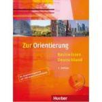 Zur Orientierung Kursbuch mit Audio-CD Basiswissen Deutschland A2-B1 - Ulrike Gaidosch, Christine Muller