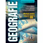 Geografie. Manual pentru clasa a IX-a - George Erdeli, Catalina Serban, Gheorghe Vlasceanu