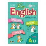 Key English A1. 1. Activity book - Corina Ceban, Natalia Cojuhari