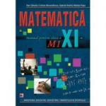 Matematica M1. Manual pentru clasa a XI-a - Dan Zaharia