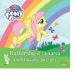 My Little Pony. Fluttershy in cautarea animalutului potrivit