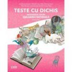 TESTE CU DICHIS. Antrenament pentru EVALUAREA NATIONALA – Clasa a II-a