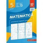 Matematica. Aritmetica, algebra, geometrie. Clasa a V-a. 2022 Consolidare. Partea I - Maria Zaharia, Sorin Peligrad, Dan Zaharia