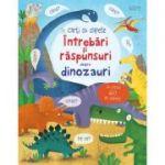Intrebari si raspunsuri despre dinozaurii (Usborne) - Usborne Books