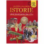 Istorie. Caietul elevului pentru clasa a IV-a - Alina Pertea