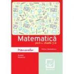 Memorator de matematica pentru clasele 5-8 - Felicia Sandulescu