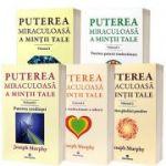 Serie compusa din 5 carti de autor Dr. Joseph Murphy