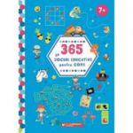 365 de jocuri educative pentru copii (7 ani+)