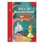 Alice in Wonderland retold. Book with CD - H. Q. Mitchell